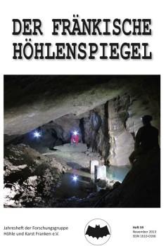 Titelseite des Fränkischer Höhlenspiegel 59