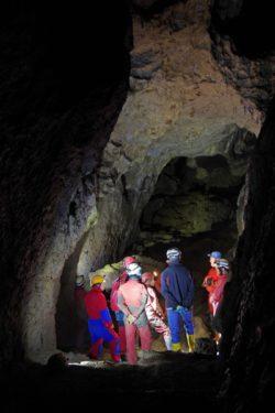 Höhle ohne Namen