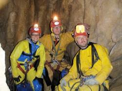 Gruppenbild: Rike Klenner, Thomas Schneider, Thomas Bayn (v.l.n.r)