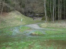 Hungerbrunnen im Leinleitertal